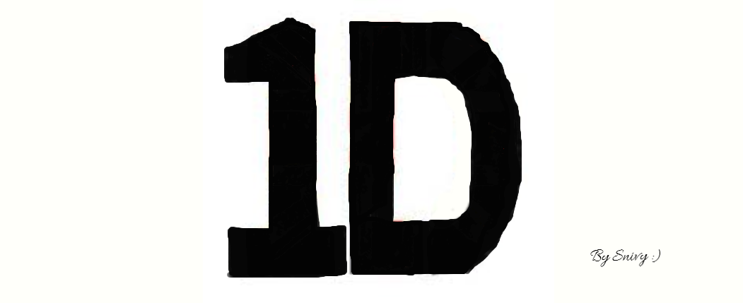 One Direction Logo by Snivy1q8 on DeviantArt