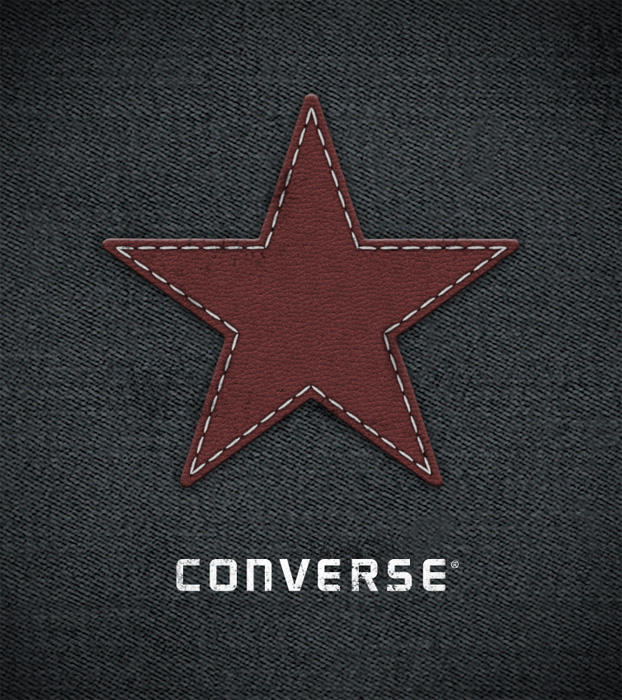 Converse wallpaper by seamonstr