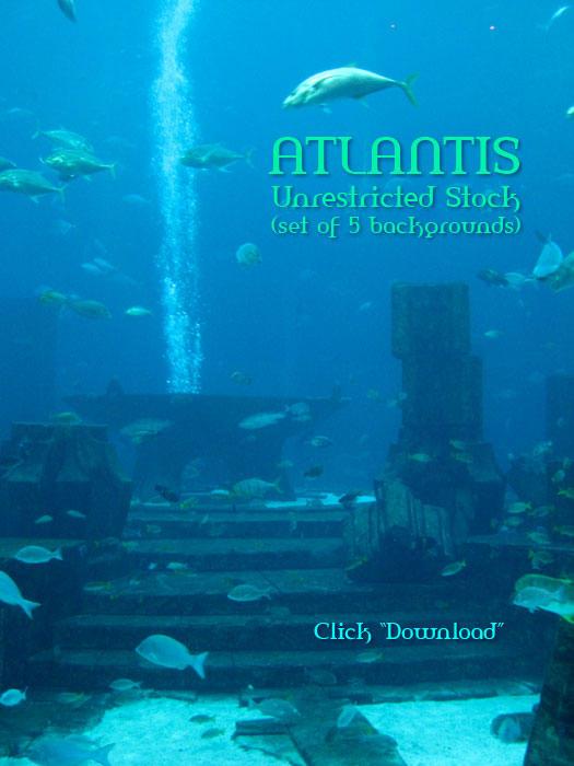 Atlantis Stock by Majnouna
