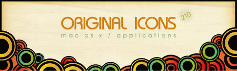 Icons Mac OS X + Applications by foXdiee