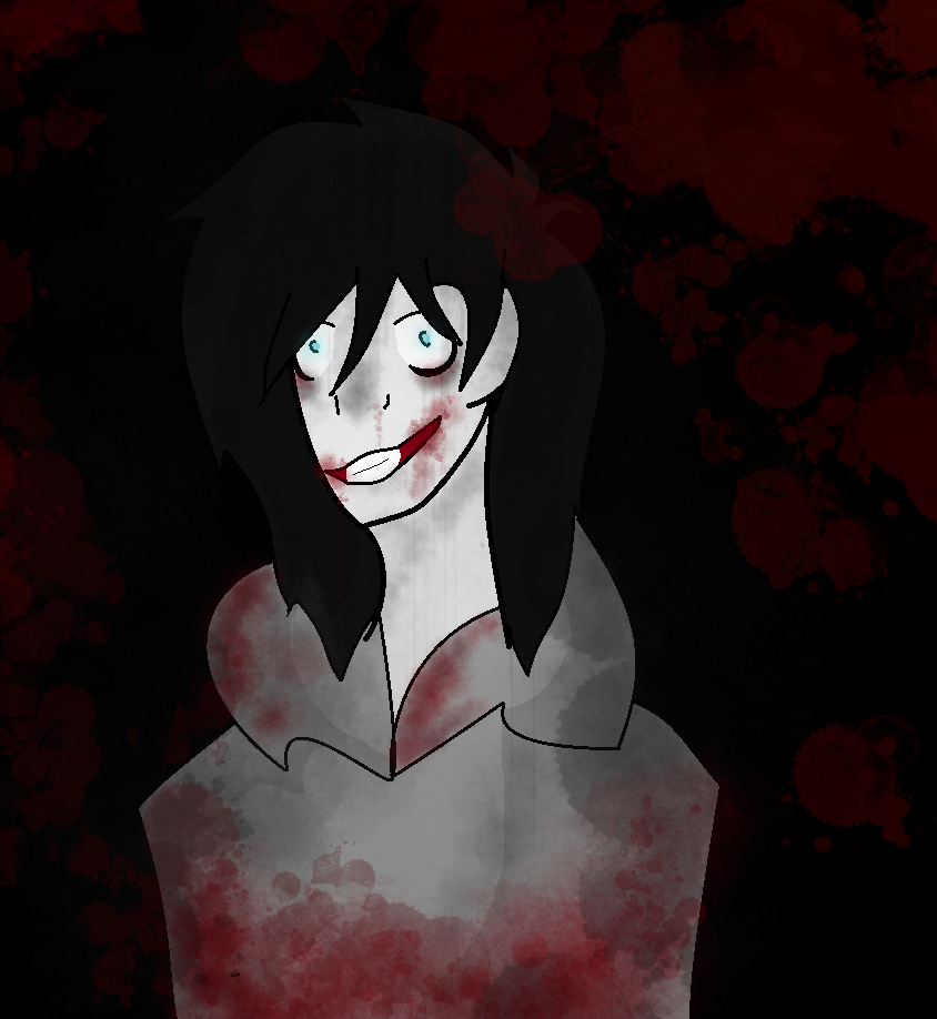redraw jeff the killer - photo #47