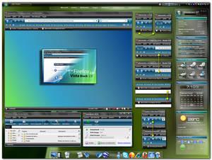 Firefox 2  Vista Black  Beta