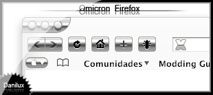 Omicron for Firefox 2 by Danilux