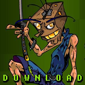 WANTED: Punk Samurai by Will-Da-Beard