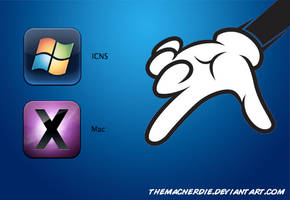 Mac icons ALL OF THEM