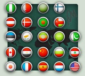Wolrd Flags