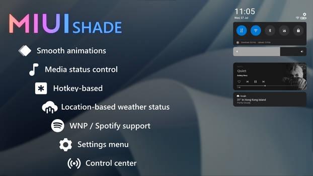 MIUI-Shade v1.8