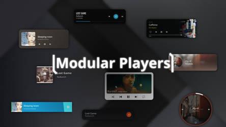 ModularPlayers v1.0 by JaxOriginals