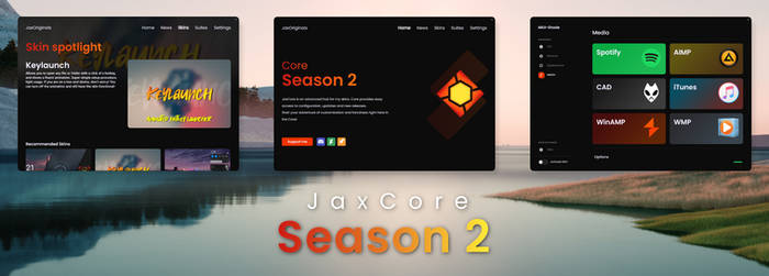 JaxCore - Season 2 by JaxOriginals
