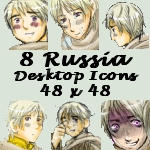 Desktop Icons- Russia by APHicons