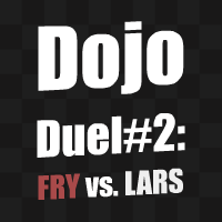 Dojo Duel | Fry vs. Lars by HamenArt