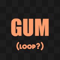 Gum chewing by HamenArt