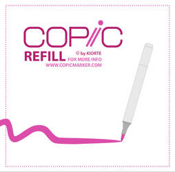 How to Refill Copic Markers by Kiorte