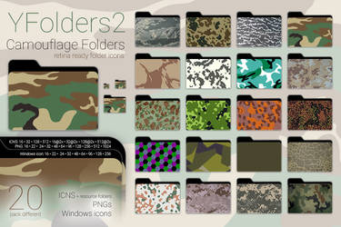 YFolders2 Camouflages