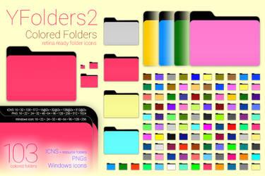 YFolders2 Colors