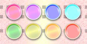 Glas styles set 1. by SmediaDesign