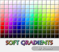 A set of soft gradients. by SmediaDesign
