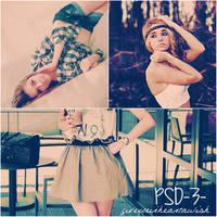 PSD 3 by giveyourheartawish