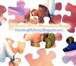 50 Puzzle Pieces