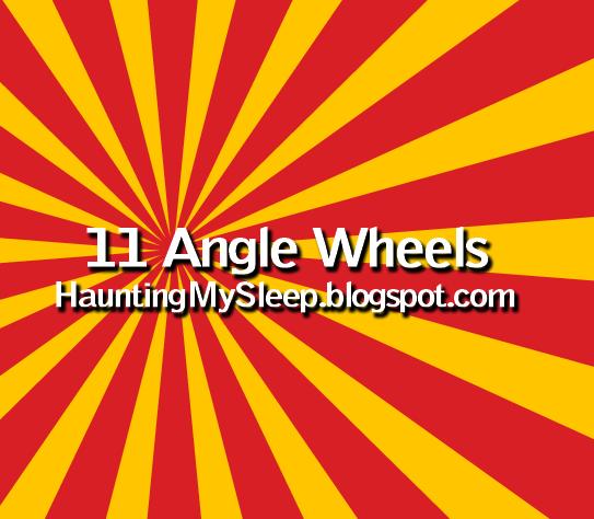 11 Cool Angle Wheels