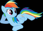 Welcome to the Rainbow Dash Lounge