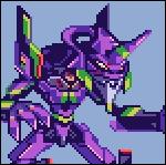 Eva Unit-01 - Evangelion | Pixel Character by Level2Select