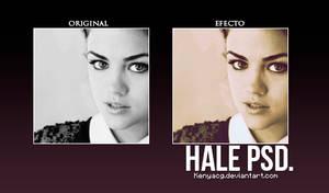 Hale psd by KenyaCG