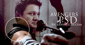 Avengers PSD by KenyaCG