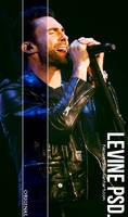 Levine psd by KenyaCG