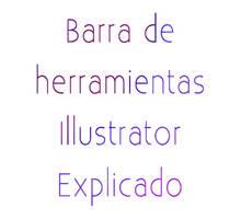 Barra herramientas Illustrator by noticias