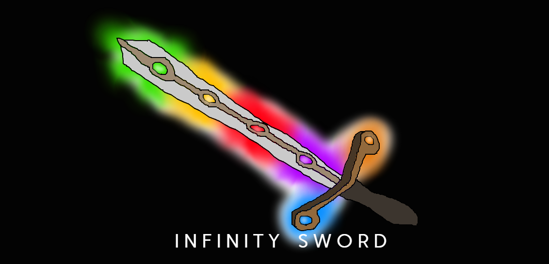 Infinity Sword By Davecreator14 On Deviantart