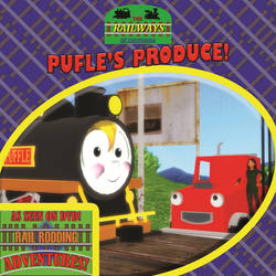 The Railways of Crotoonia - Pufle's Produce Book