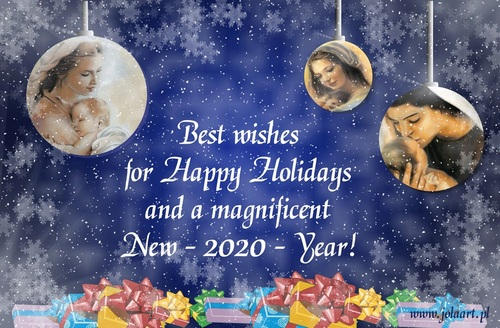 Merry Christmas GIF Animation