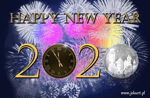 Happy New Year GIF Animation
