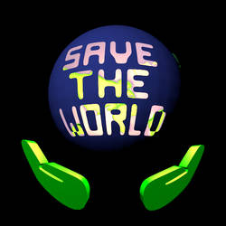 3D Animation - Save the World