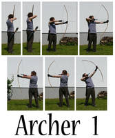 Archer 1 by syccas-stock