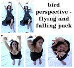 bp: flying and falling pack