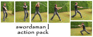 swordsman I action pack