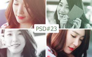 Psd#23 by Shin58 by Shin58