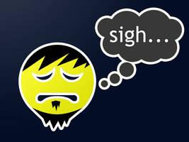 Sigh-ley by BrightKnight