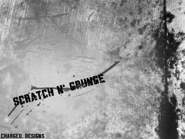 Scratch n' Grunge Brushes by elliottfelix