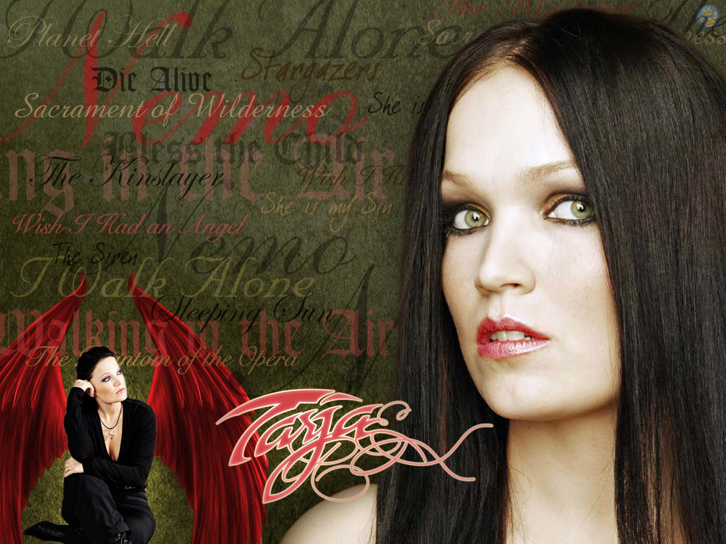 Tarja Gothic by Tiger-Fenix
