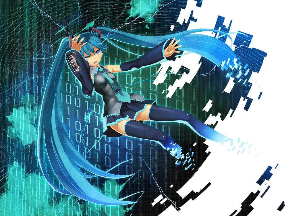 Image result for hatsune miku disappearance