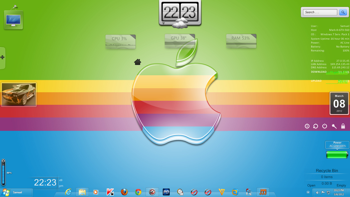 Win X Mac Fusion X86 by xicer777