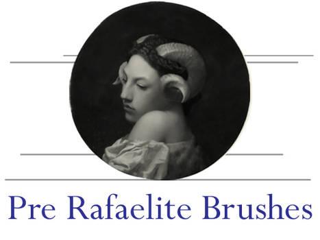 Pre Raphaelite Brushes