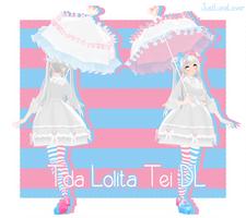 [MMD] Tda Lolita Tei DL by luna-panda-love