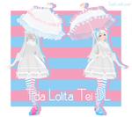 [MMD] Tda Lolita Tei DL