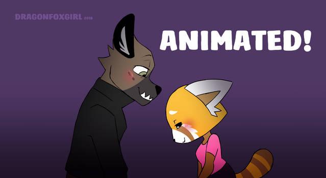 Retsuhaida Kiss -Animated