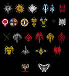 Dragon Age Crest Super Pack