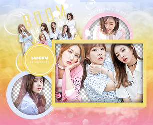 PhotoPack PNG - LABOUM by SameOldLove